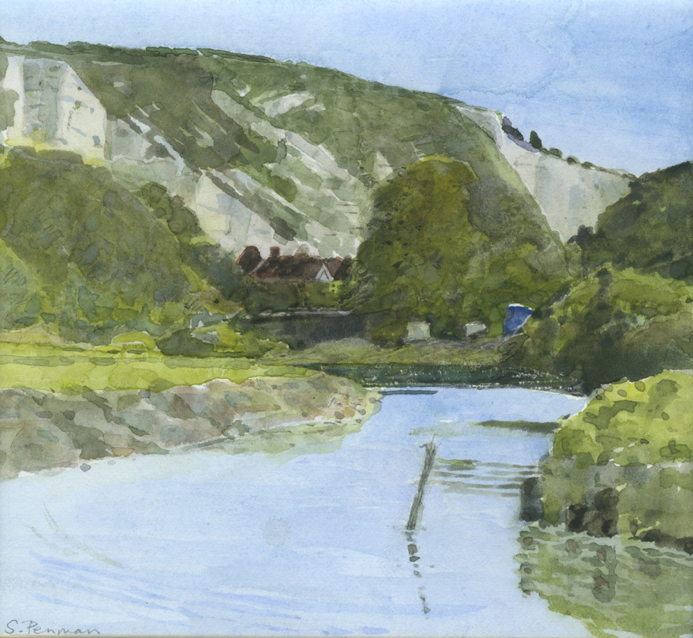 River Ouse near Lewes