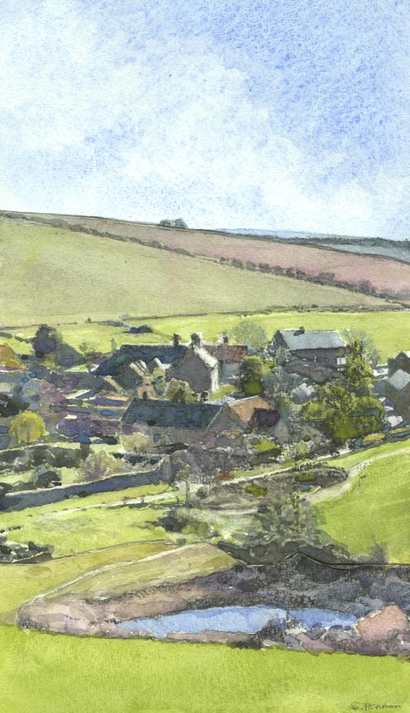 View near Norton, Susssex