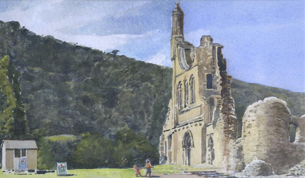 Byland Abbey, Yorkshire