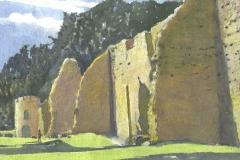 Priory ruins, Lewes